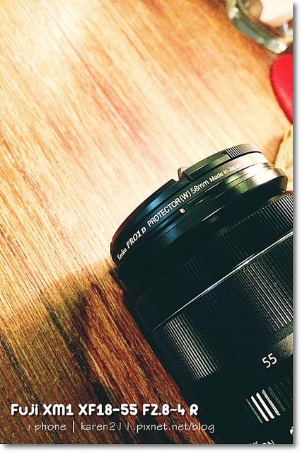 攝影器材使用心得   Fujifilm XM1 + XF 18-55