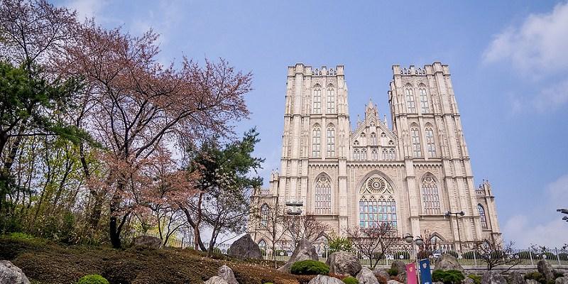 [Seoul。櫻] 慶熙大學賞櫻