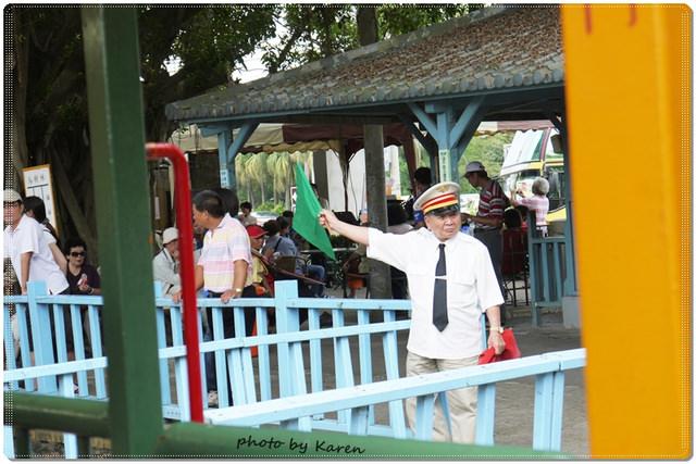 [走走] 台南烏樹林車站~五分車懷舊之旅