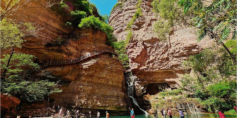 大陸河南旅遊 | 太行大峽谷、桃花谷、太行天路。大陸AAAAA級旅遊景區,令人嘆為觀止、不能錯過的峽谷景區。(文中有影片分享)