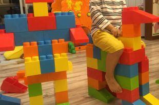 【育兒好物】CP值超高又好玩的『麥斯積木-巨型樂高』!