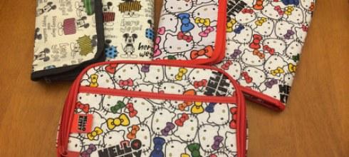 【揪團好物】日本團好物~手冊包.餐具包.尿布包!!