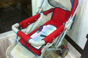 ㊣育兒小物–嬰兒推車三部曲!