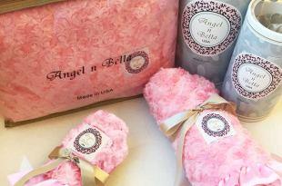【育兒好物】陪伴寶寶最舒適的Angel n Bella柔絲涼感美國毯!