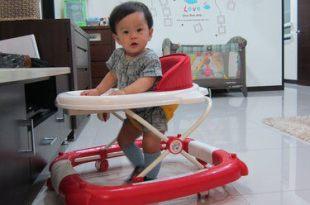 ★育兒心得★到底要不要給寶寶坐螃蟹車?