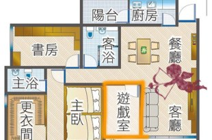 打造幸福窩(3)~小孩遊戲室!!