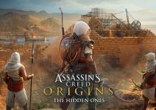 The Hidden Ones 無形者中文獎杯列表【DLC攻略】刺客教條:起源 Assassin's Creed: Origins《刺客信條起源》
