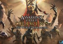 The Curse of the Pharaohs(法老詛咒)【DLC介紹】刺客教條:起源 Assassin's Creed: Origins《刺客信條起源》