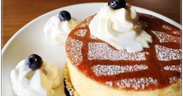 【台中美食】太平巫師咖啡日式厚鬆餅下午茶,奶香濃郁口感一級棒!網路爆紅大推薦