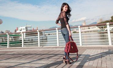 <美包 >簡約時尚的平價精品! ANNA DOLLY Deluxe.