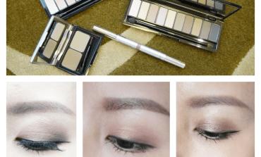<彩妝> 三款眼妝一盒搞定!巴黎萊雅全新經典奢華10色眼彩盤/眉筆/眉盒。
