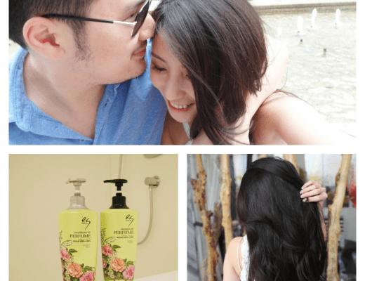 <美髮>回頭率女神!全新無矽靈ELASTINE綠野迷情奢華香水洗髮精。是香水也是洗髮精。