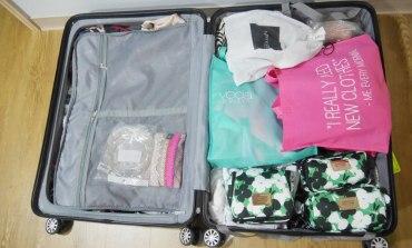 <打包>來自日本的旅行收納小幫手VOVAROVA!
