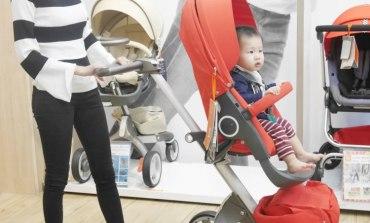 <Baby>Stokke陪伴你的寶貝一起成長!