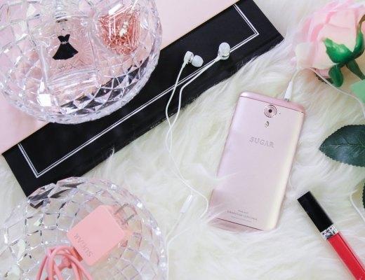<3C>超廣角、細緻美肌、新一代美肌手機法國SUGAR糖果手機