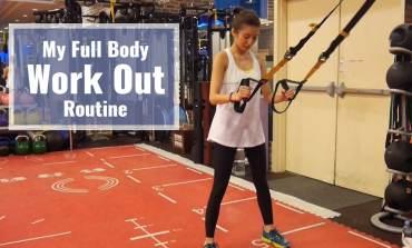 <影音>最近的運動routine!