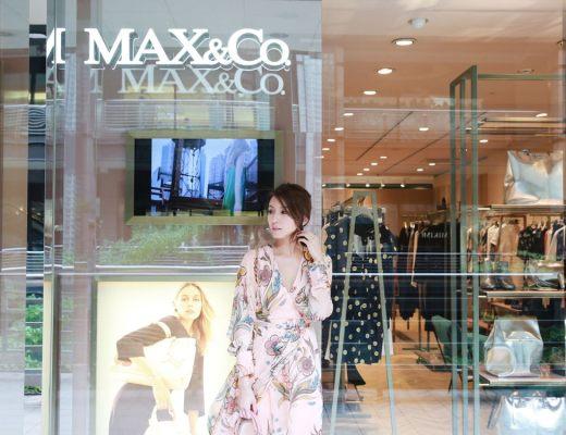 <逛街地圖>跟隨全球最會穿衣服的女人Olivia Palermo一起換上MAX&#038;Co.吧!