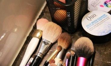 <實用Tips> 清潔彩妝刷具的小技巧一次教你!