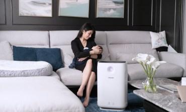 <居家>守護家人的健康!飛利浦智能 WiFi 抗敏空氣清淨機 AC2889。