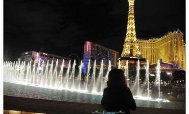 <遊記>2014北美行。Las Vegas Day 1-Bellagio。