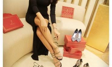 <美鞋>繫在腳上的珠寶。美到令人窒息的RENE CAOVILLA。