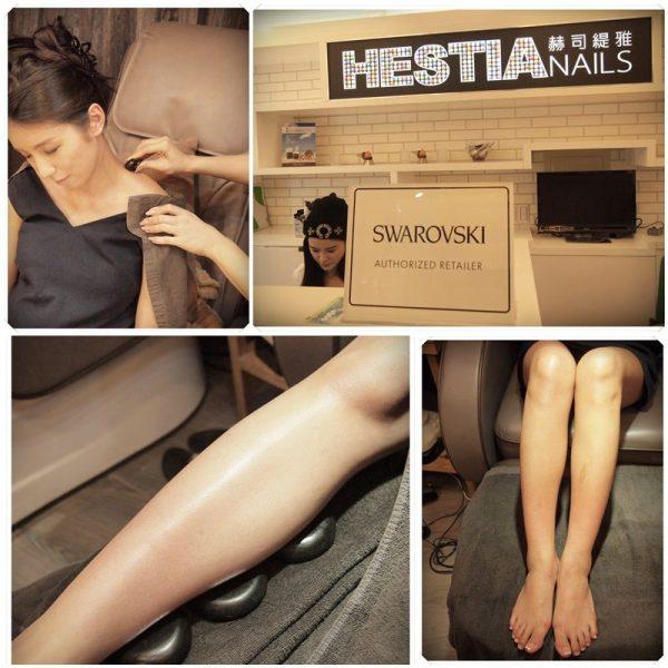 <SPA>最深層的足部呵護!玄武熱石足部能量SPA。Hestia赫司緹雅。