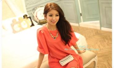<穿搭>4套粉嫩春日穿搭分享。Yvette Korea。