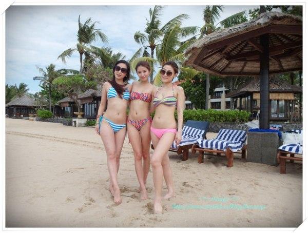 <遊記>三個瘋女人的峇里島行。PART I 。