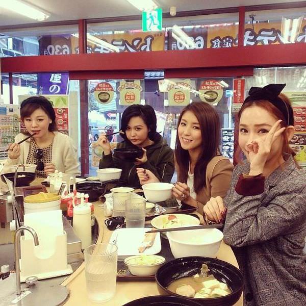 <遊記>六妞妞缺二之東京5日遊 PART II-HARBS+魚米。