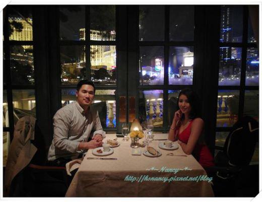 <遊記> 2014北美行。最浪漫的生日晚餐 @ Picasso-Las Vegas。