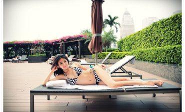<泳裝>絕美花色精品bikini! Alexa Swim X Avalanche Bikini。