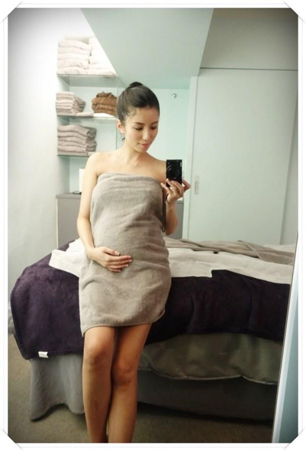 <美體>小幸福。孕婦舒壓SPA分享。RIVAGE。