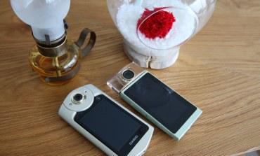 <特輯>Sony KW11自拍玩美機 v.s. Casio自拍神器EX-TR50小評比。