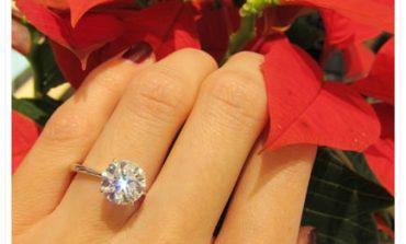 <珠寶>聖誕節Wish List第一名的鑽石。周大福。