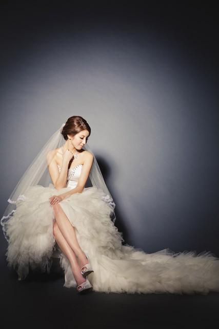 <婚紗>今天就要步入禮堂了!  婚紗側拍影片。