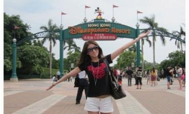 <遊記>香港迪士尼樂園好好玩啊!!! Day 1~