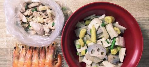 【花蓮市區】獨家無骨鹹水雞x醉蝦~激推的超軟嫩無骨鹹水雞