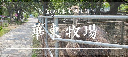 【花蓮市區】華東牧場┃烤雞烤魚有吃又有玩,免費入園的親子出遊景點┃