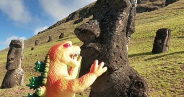 復活節島Rapa Nui |必去七大景點-走吧我們來去復活節島補獲野生摩艾吧!