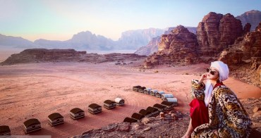 約旦遊記|瓦地倫Wadi Rum 當地tour經驗分享