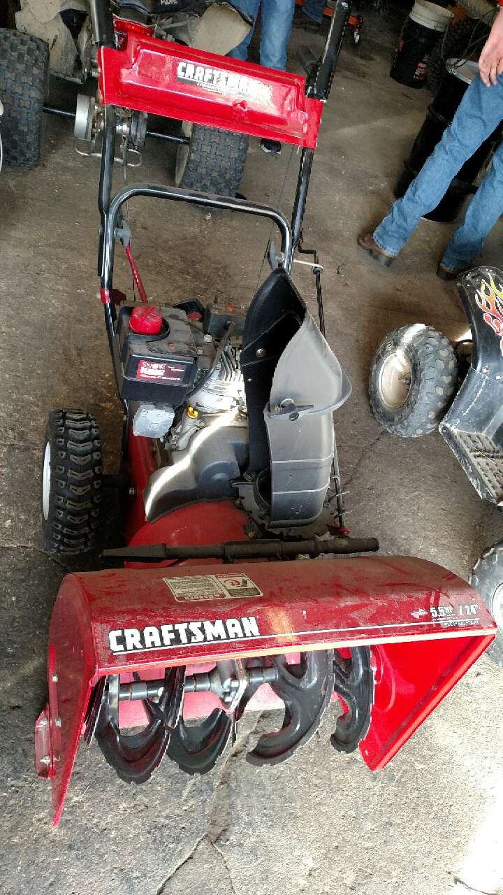 Large Of Used Snow Blowers