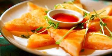 [新北八里]毛小孩也能進去的泰式餐廳~小島泰式料理(八里店)