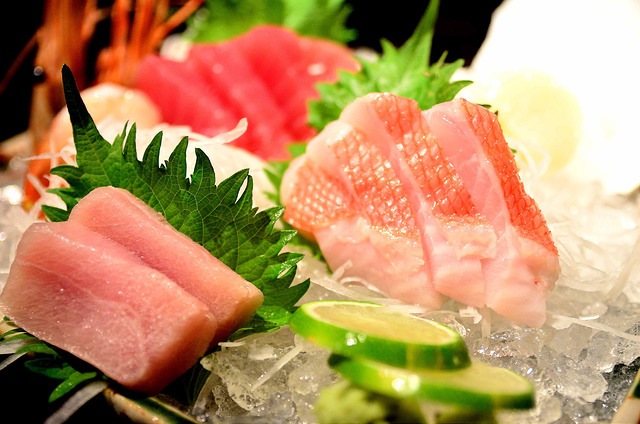 [台北中山]生日宴~奢侈一下! MITSUI 三井日本料理
