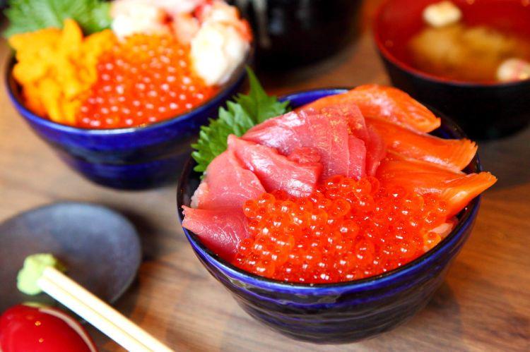 [北海道札幌]二条市場超厲害海鮮丼,札幌人的愛店! 二条市場大磯