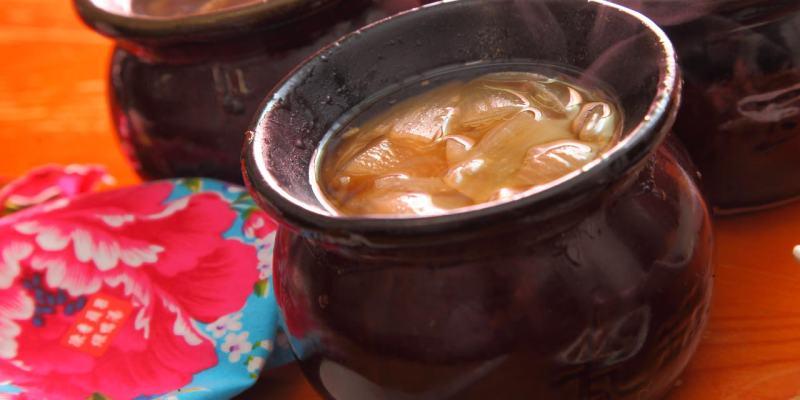 [新竹竹北]十二小時才能成就出的美味 !時間與炭火淬鍊的極致好湯!瓦香煨湯-竹北勝利店