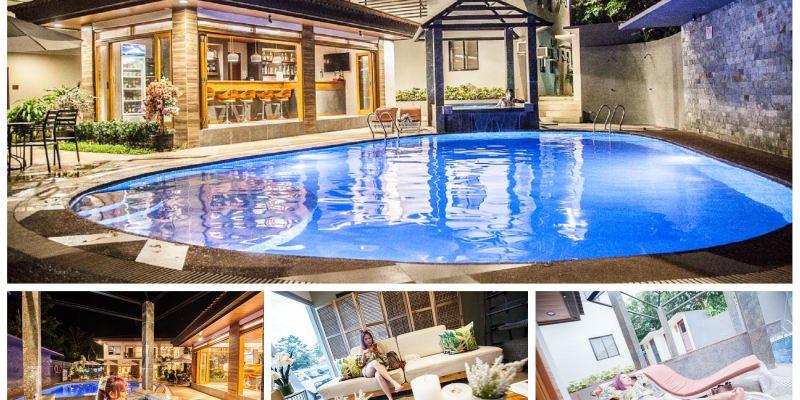 [菲律賓科隆]科隆平價新酒店,有超大泳池,池畔酒吧露天躺椅好愜意~珍珠酒店Pearl Vista De CORON