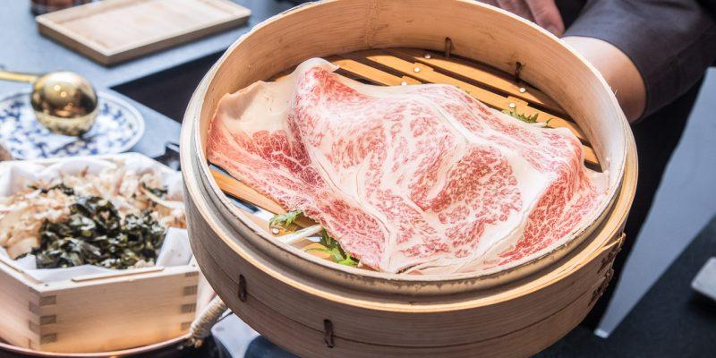[台北大安]和牛鍋物界的懷石料理,絕無冷場的極致和牛料理!蘭亭鍋物和牛極緻料理(文末送龍蝦)