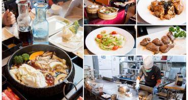 【台南東區-美食】全台南首創鐵板燒&壽喜燒吃到飽|雙主餐.哈根達斯任你吃到飽 ~ 福豆屋(德安百貨)