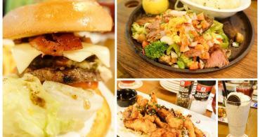 【台南中西區-美食】台南新天地|美式餐廳|星期五美式餐廳 ~ TGI FRIDAYS