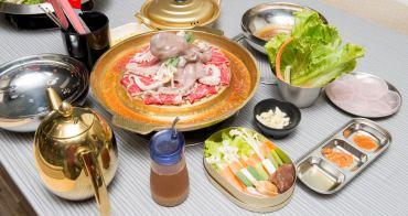 【台南中西區-美食】傳統韓式料理|創意韓式料理|宮廷八色烤肉|傳統水煎烤肉|分米雞~金大尉創意韓餐學院